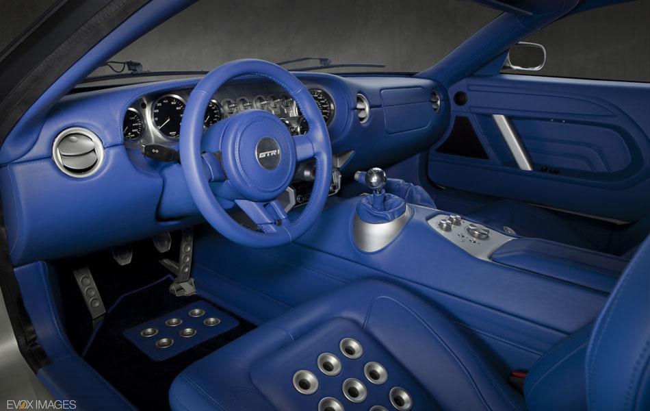 Galpin Ford Gtr1 A 1 000hp Coach Built Supercar